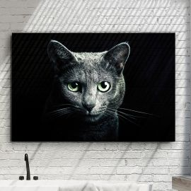 Tablouri - Tablou decorativ Felino, 120x80cm