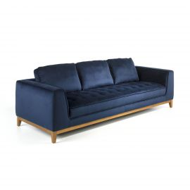 Canapele - Canapea 3 locuri eleganta, design italian Margit