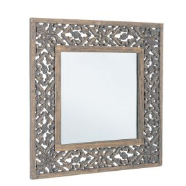 Oglinda DALILA 60x60cm gri