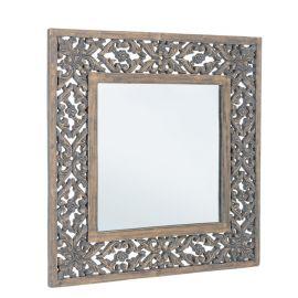 Oglinzi - Oglinda DALILA 60x60cm gri