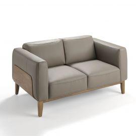 Canapea 2 locuri eleganta, design LUX Arawan