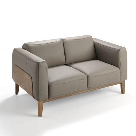 Canapele - Canapea 2 locuri eleganta, design LUX Arawan