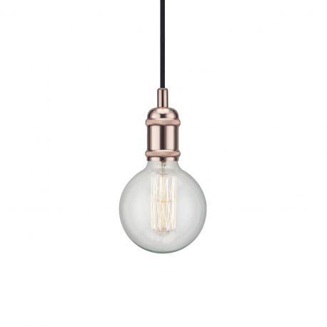 Pendule, Lustre suspendate - Pendul minimalist design scandinav Avra cupru