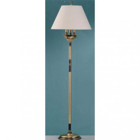 Lampadare - Lampadar, lampa de podea LUX fabricata manual Gold