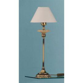 Veioza, lampa de masa LUX fabricata manual Gold