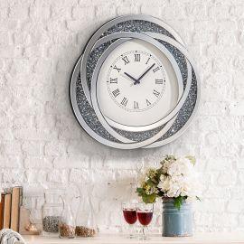 Decoratiuni perete - Ceas de perete decorativ 58,5cm Ananya