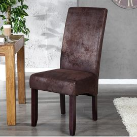 Seturi scaune, HoReCa - Set de 2 scaune Valentino cafeniu