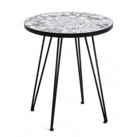 Masute Living - Masuta design modern Oswalda gri