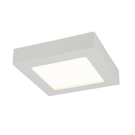 Plafoniere - Plafoniera LED design slim 18W SVENJA