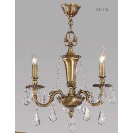 Candelabre, Lustre - Candelabru 3 brate cristal Asfour, Sandra