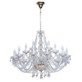 Corpuri de iluminat Lustre pentru casa scarii - Lustra cristal XXL stil elegant Ø97cm Camy