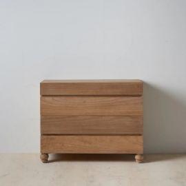 Comode - Comoda cu 4 sertare design vintage Mariela