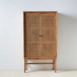 Dulap design vintage NEYRA, H-165cm