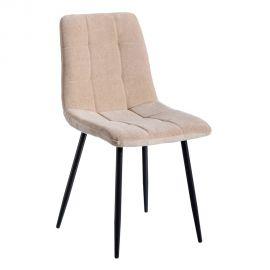 Seturi scaune, HoReCa - Set de 2 scaune moderne Jasmyna, bej
