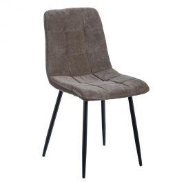 Seturi scaune, HoReCa - Set de 2 scaune moderne Jasmyna, taupe