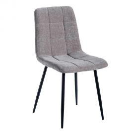 Seturi scaune, HoReCa - Set de 2 scaune moderne Jasmyna, gri