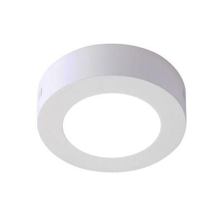 Plafoniere cu spoturi, Spoturi aplicate - Spot LED aplicat tavan Ø17cm SURF alb 12W 2700K