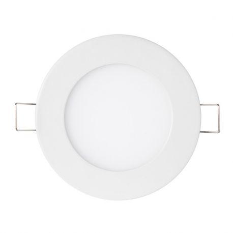Iluminat pentru baie - Spot LED incastrabil pentru baie IP44 Ø9cm FAST 4W 3000K