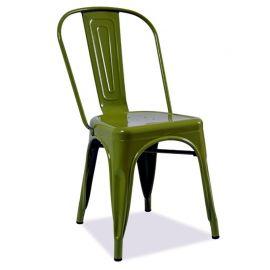 Scaune - Scaun LOFT verde inchis