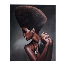 Tablouri - Tablou decorativ stil etnic Lizeth, 120x150cm