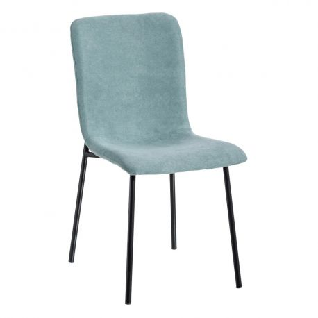 Seturi scaune, HoReCa - Set de 2 scaune design modern Rylie, verde