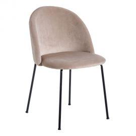 Set de 2 scaune design modern Angie, bej