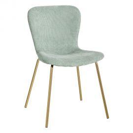 Set de 2 scaune design modern Janna, verde