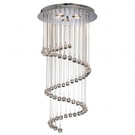 Candelabre, Lustre - Lustra cristal design modern Ø39cm Hallway 5L