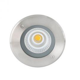 SPOT LED INCASTRABIL DE EXTERIOR SURIA-3 INOX