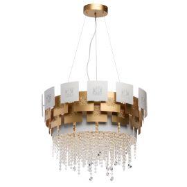 Candelabre, Lustre - Lustra eleganta cu cristal Swarovski Ø65cm Carmen