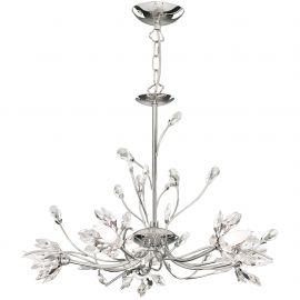 Pendule, Lustre suspendate - Lustra moderna suspendata Hibiscus crom