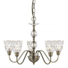 Candelabre, Lustre - Candelabru elegant stil clasic Monarch 5L