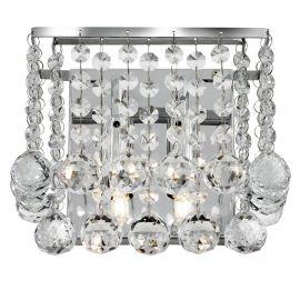 Aplice, corpuri de iluminat pentru pereti - Aplica perete eleganta design modern Hanna