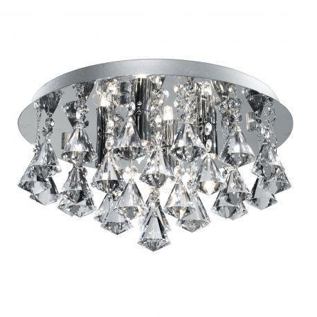 Plafoniere - Plafoniera eleganta design modern Hanna 4L