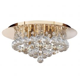 Plafoniere - Plafoniera eleganta design modern Hanna gold 4L