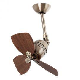 Lustre cu ventilator - Ventilator de tavan VINTAGE VEDRA