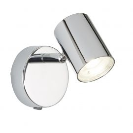 Aplice cu Spot - Aplica LED cu spot directionabil Rollo crom