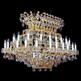 Candelabru XXXL design LUX Cristal Exclusiv MARIA TEREZIA CE