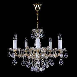 Candelabru 5 brate design LUX Cristal Exclusiv MARIA TEREZIA 46