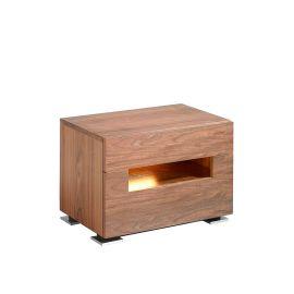 Noptiere - Masuta/ Noptiera eleganta design modern cu iluminat LED