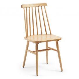 Seturi scaune, HoReCa - Scaun din lemn KRISTIE natur