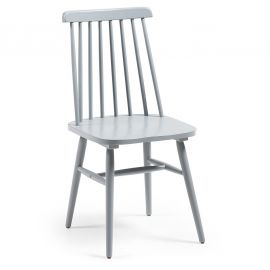 Seturi scaune, HoReCa - Scaun din lemn KRISTIE gri deshis