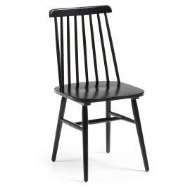 Seturi scaune, HoReCa - Scaun din lemn KRISTIE negru