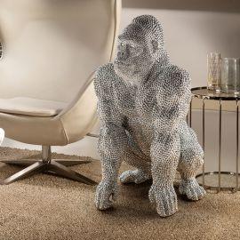 Statuete - Figurina mare design decorativ Gorila