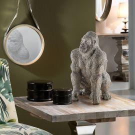 Figurina design decorativ Gorila small