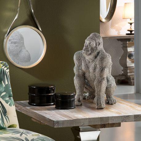 Statuete  - Figurina design decorativ Gorila small