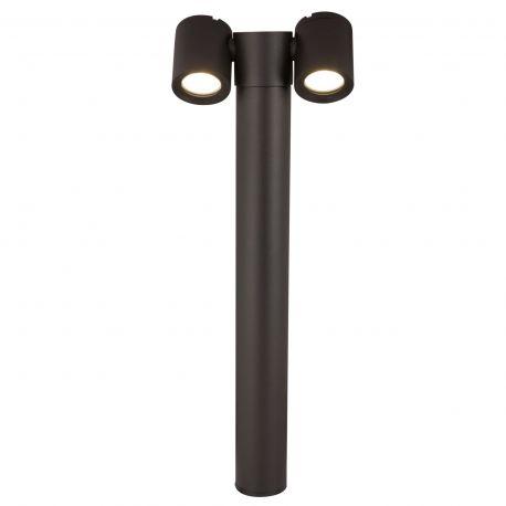 Stalpi - Stalp pentru exterior cu protectie IP54 Wall Street, H-55cm