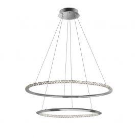 Candelabre, Lustre - Lustra LED design modern circular ajustabil NETUNO 50W