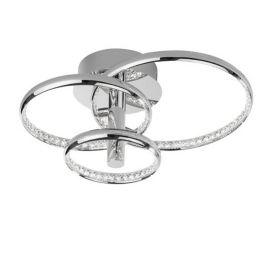 Lustre aplicate - Lustra LED aplicata design modern circular ajustabil NETUNO 30W