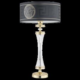 Veioze, Lampadare Cristal - Veioza realizata manual, Cristal Swarovski AVERNO